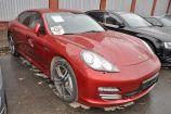 Porsche Panamera. ВИШНЕВЫЙ МЕТАЛЛИК_RUBY RED METALLIC