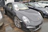 Porsche 911. ЧЕРНЫЙ МЕТАЛЛИК_BASALT BLACK METALLIC (2T)