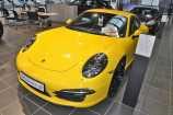 Porsche 911. ЖЕЛТЫЙ_RACING YELLOW (P3)