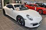 Porsche 911. БЕЛЫЙ НЕМЕТАЛЛИК_WHITE (0Q)