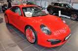 Porsche 911. КРАСНЫЙ_GUARDS RED (G1)