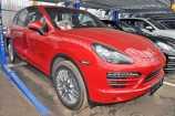 Porsche Cayenne. КРАСНЫЙ_CARMINE RED (0L)