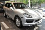 Porsche Cayenne. СЕРЕБРИСТЫЙ МЕТАЛЛИК_CLASSIC SILVER METALLIC (P5)