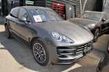 Porsche Macan. СЕРЫЙ МЕТАЛЛИК_AGATE GREY METALLIC (N0)