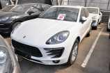 Porsche Macan. БЕЛЫЙ НЕМЕТАЛЛИК_WHITE (0Q)