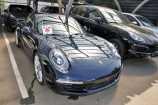 Porsche 911. ТЕМНО-СИНИЙ МЕТАЛЛИК_NIGHT (DARK) BLUE METALLIC (N4)