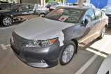 Lexus ES250. СЕРЫЙ МЕТАЛЛИК (1H9)