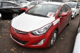 Hyundai Elantra. BRILLIANT RED (YR7)