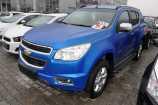 Chevrolet TrailBlazer. OCEANIC BLUE (GVZ)