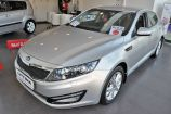 Kia Optima. BRIGHT SILVER (3D)