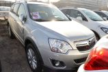 Opel Antara. SOVEREIGN SILVER_СЕРЕБРИСТЫЙ (GAN)
