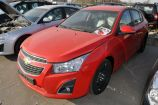 Chevrolet Cruze. POWER RED (GBH)