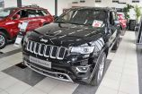 Jeep Grand Cherokee. ЧЕРНЫЙ (BRILLIANT BLACK)