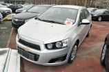 Chevrolet Aveo. SOVEREIGN SILVER (GAN)
