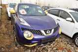 Nissan Juke. СИНИЙ (RBN)