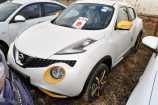 Nissan Juke. БЕЛЫЙ ПЕРЛАМУТР (QAB)