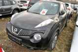 Nissan Juke. ЧЕРНЫЙ (Z11)