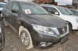 Nissan Pathfinder. ЧЕРНЫЙ (G41)