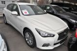 Infiniti Q50. MOONLIGHT WHITE_БЕЛЫЙ (QAA)