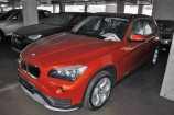 BMW X1. ОРАНЖЕВЫЙ ВАЛЕНСИЯ,МЕТАЛЛИК (B44)