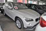 BMW X1. БЕЛЫЙ МИНЕРАЛ, МЕТАЛЛИК (A96)