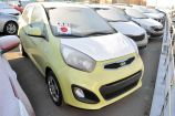 Kia Picanto. LEMON GRASS METALLIC_ЗЕЛЕНЫЙ (L7G)
