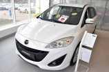 Mazda Mazda5. CRYSTAL WHITE PEARL MICA_БЕЛЫЙ (34K)