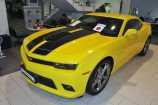 Chevrolet Camaro. BRIGHT YELLOW (G7D)