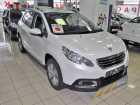 Peugeot 2008. БЕЛЫЙ ПЕРЛАМУТР (BLANC NACRE) (N9M6)