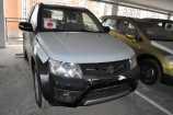 Suzuki Grand Vitara. BLUISH BLACK (ZJ3)