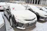 Toyota Camry. ЧЕРНЫЙ МЕТАЛЛИК (218)