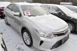 Toyota Camry. СЕРЕБРИСТЫЙ МЕТАЛЛИК (1F7)