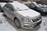 Volkswagen Passat. СЕРЕБРИСТЫЙ «TUNGSTEN» МЕТАЛЛИК (K5K5)