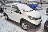 Chery indiS S18D. БЕЛЫЙ НЕМЕТАЛЛИК_CHERY WHITE