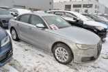Audi A6. СЕРЕБРИСТЫЙ, МЕТАЛЛИК (ICE SILVER)