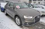 Audi Q3. КОРИЧНЕВЫЙ, МЕТАЛЛИК (TUNDRA BROWN, METALLIC) (S3S3)