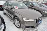 Audi A6. СЕРЫЙ, МЕТАЛЛИК (DAKOTA GREY) (Y7Y7)