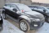Land Rover Range Rover Evoque. ЧЕРНЫЙ (SANTORINI BLACK)