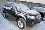 Land Rover Freelander. ЧЕРНЫЙ (SANTORINI BLACK)