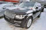 Land Rover Range Rover. КОРИЧНЕВО-ЧЕРНЫЙ (BAROLO BLACK)