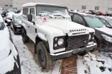 Land Rover Defender. FUJI WHITE_БЕЛЫЙ (1AA)