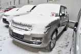 Land Rover Range Rover. КОРИЧНЕВО-СЕРЫЙ (KAIKOURA STONE)