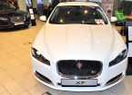Jaguar XF. POLARIS WHITE (NER)