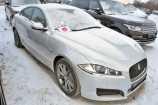 Jaguar XF. RHODIUM SILVER