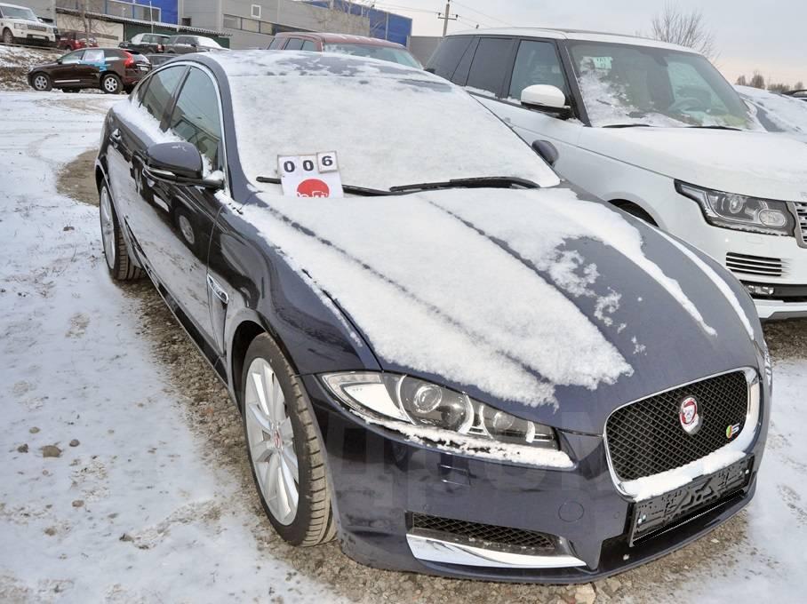 Технические характеристики Jaguar XF / Ягуар ХФ ...