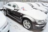 Audi A4. СЕРЫЙ, МЕТАЛЛИК (DAKOTA GREY) (Y7Y7)