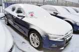 Audi A5. СИНИЙ, МЕТАЛЛИК (SCUBA BLUE) (S9S9)
