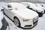 Audi A5. БЕЛЫЙ (IBIS WHITE) (T9T9)