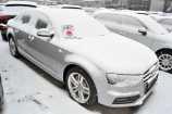 Audi A4. СЕРЕБРИСТЫЙ, МЕТАЛЛИК (ICE SILVER)
