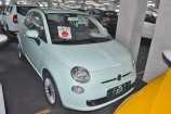 Fiat 500. ГОЛУБОЙ (AZZURRRO CAPPELLINI/AZZURRO VOLARE)
